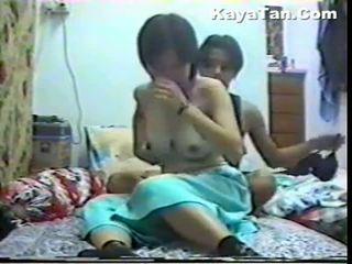 Malay китайски двойка секс под скрит камера