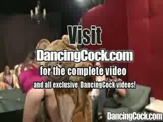 Dancingcock Interracial Blowjob group