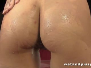 Hot Chicks Pissing in a Slow Motion Compilation: HD Porn 15