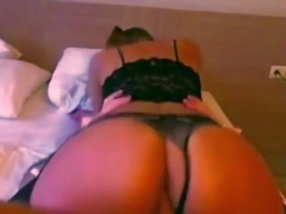 Young German Escort filmed getting fucked in hotel by customer