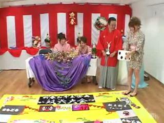 Japanilainen seksi peliä show
