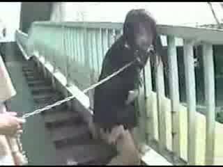 Unge japansk mamma shitting everywhere video