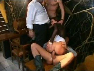 seks, anaal, fmm