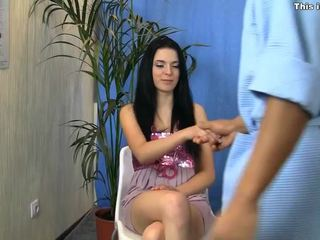 Realiteit seks massage en neuken scène
