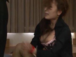 Seks dengan terangsang asia gal