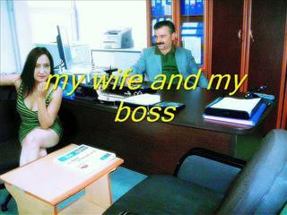 Wife fucked my boss!