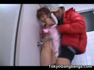 เอเชีย virgin ระยำ โดย a pervert!