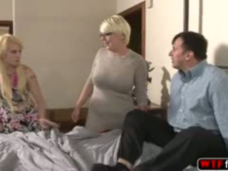 Horny Mom Gets To Taste Daughters Hot BF
