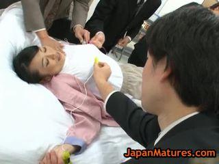 Aged Natsumi Kitahara In Hot