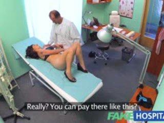 Fakehospital việt bịnh nhân gives bác sĩ một tình dục reward