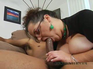bbw, big cock, interracial