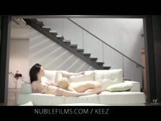 Aiden ashley - nubile 영화 - 동성애의 lovers 주 단 고양이 juices