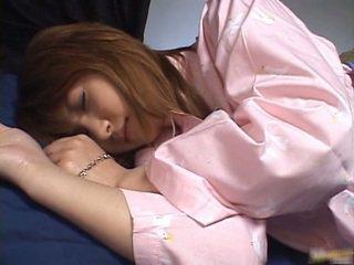 Wild Wench Asumi Mizuno Receives Screwed