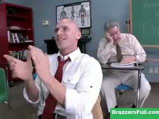 Sex invatatoare diamond kitty
