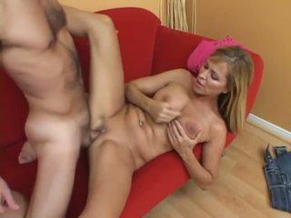 oral sex, big tits, milf blowjob action