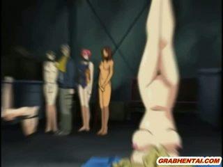 hentai, anime, gebonden