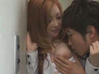 Japansk tenåring faen ved skole video