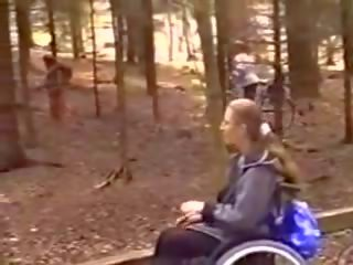 Disabled meitene ir vēl seksuālā flv, bezmaksas porno de