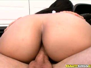 bel culo, sesso all'aperto, al di fuori