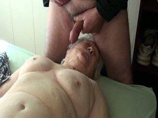 abuelita, sorpresa, 2on1