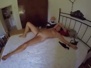 La portugaise vous montre sa chatte, bezmaksas porno ba