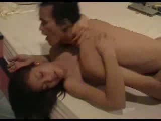 Chutné ázijské beauty s sexy curves hotel akcie video
