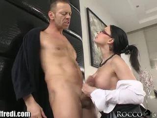 ブルネット, assfucking, 巨乳