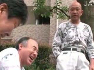 जापानी, ओल्ड + युवा, जाँघिया