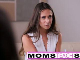 Mam seduces zoon in hard snel neuken lessons <span class=duration>- 12 min</span>
