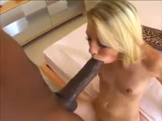 बड़ा, स्तन, deepthroat