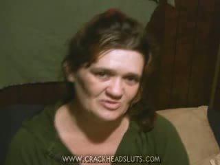 Crackhead iškrypėlis prostitutė strips