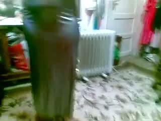 মজাদার মিশরীয় বিবিডব্লিউ সেক্সি dance