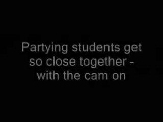 realität, teenageralter, party-girls