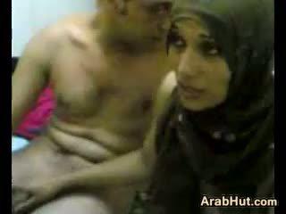 Amatieri arabic pāris getting tas par