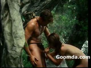Tarzan এবং cayne discovering কিভাবে থেকে যৌনসঙ্গম 1