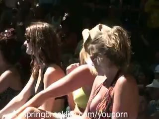 Naked Booty Shake Contest