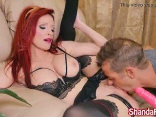Milf Shanda Fay Makes Him Cum and Eat it! <span class=duration>- 8 min</span>