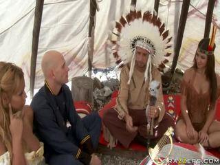 Pocoho: den treaty av peace