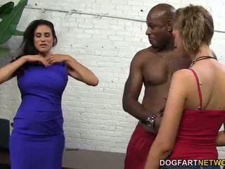 Sheila marie & alana rains erhalten anal ficken