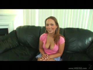 brunette, gros seins, anal