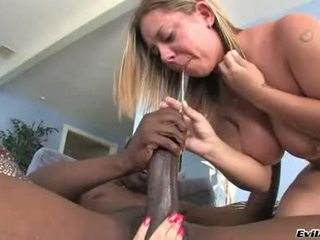 ssanie, blow job, big dick