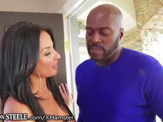 Anissa kate analed バイ 大規模な ブラック コック, ポルノの 78