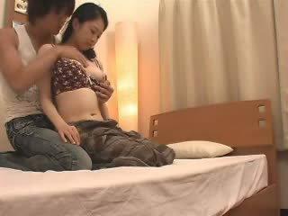 日本, 妈妈, stepson