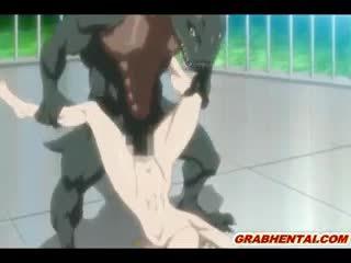 hentai, creampie, incondicional
