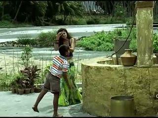 Nayanthara gorące navel i cycuszki zestawienie