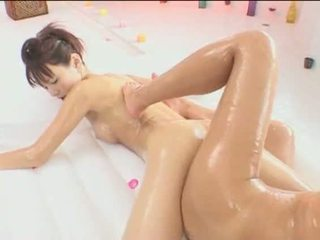 japanese, lick, pussy