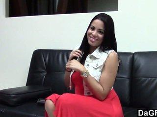 Kuubalainen vauva wants kohteeseen olla a pornotähti