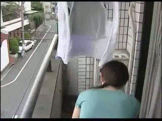 日本の, 主婦, milf
