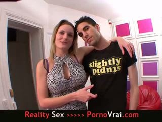 hot reality scene, big boobs tube, french