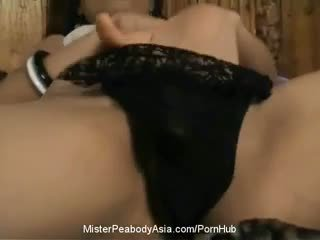 Wet Hairy Pussy Finger Fucked